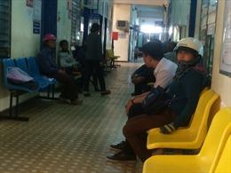 Một nhân viên của Ban chỉ huy quân sự huyện Ia H'Drai mắc viêm não Nhật Bản