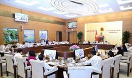 Phiên họp thứ 10 của Ủy ban Thường vụ Quốc hội