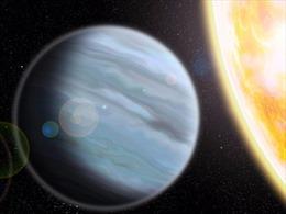 Phát hiện hành tinh 'xốp' khổng lồ lớn hơn Sao Mộc