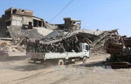 IS tấn công quân Chính phủ Syria, ít nhất 20 người thiệt mạng