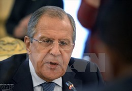 Ngoại trưởng Nga: Không có bí mật trong các thông tin được Tổng thống Mỹ tiết lộ