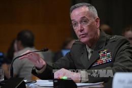 Tổng thống Mỹ tái đề cử hai lãnh đạo Hội đồng Tham mưu trưởng liên quân