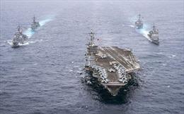 Bất ngờ với mục đích thực sự tàu sân bay hạt nhân Mỹ thứ 2 tới Bán đảo Triều Tiên