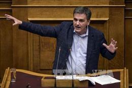 Hy Lạp kêu gọi các chủ nợ thực hiện cam kết giảm nợ