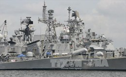 Ấn Độ và Australia diễn tập hải quân chung
