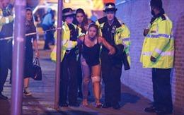 Nổ lớn ở sân vận động Manchester Arena, cảnh sát xác nhận 19 người thiệt mạng