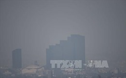 Mexico lại báo động ô nhiễm không khí