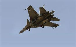 Máy bay chiến đấu Sukhoi-30 của Ấn Độ mất tích gần biên giới Trung Quốc
