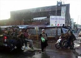 Phiến quân làm loạn tại miền nam Philippines, chặt đầu cảnh sát trưởng