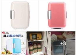 Đồ điện lạnh mini chống nóng 'làm mưa, làm gió' trên thị trường mạng xã hội