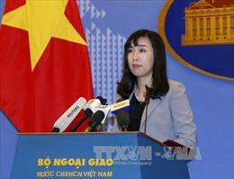 Việt Nam hoan nghênh mọi nỗ lực nhằm tái khởi động tiến trình Hòa bình Trung Đông