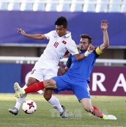 Đội tuyển Việt Nam chốt danh sách dự ASIAN CUP 2019, tiền đạo Thanh Bình bị loại