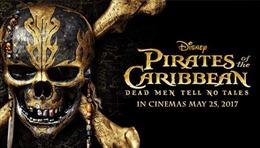'Cướp biển Caribbe phần 5' mở màn kém nhất trong cả serie