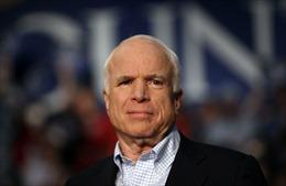 Thượng nghị sĩ McCain: Trung Quốc đã vi phạm luật quốc tế ở Biển Đông