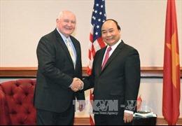 Hoạt động nổi bật của Thủ tướng Nguyễn Xuân Phúc trong ngày thứ hai tại Hoa Kỳ