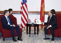 Thủ tướng Nguyễn Xuân Phúc tới Washington, tiếp Đại diện thương mại Hoa Kỳ