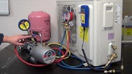 Nạp gas điều hòa và những điều cần biết