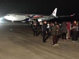 Bị khách say rượu dọa đánh bom, máy bay Malaysia Airlines phải quay đầu