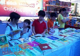 Lan tỏa tình yêu sách của trẻ em Hà Nội