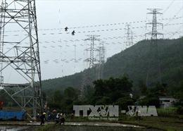 Đóng điện đường dây 500kV đấu nối Nhà máy nhiệt điện Thăng Long