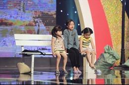 Ốc Thanh Vân bật khóc 'bắt đền' cậu bé 8 tuổi vì diễn quá xuất sắc