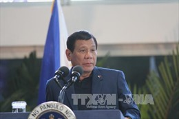Tổng thống Philippines: Cuộc nổi loạn ở Mindanao do IS gây ra