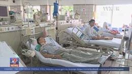 10 bệnh nhân bị sốc khi chạy thận đã qua cơn nguy kịch
