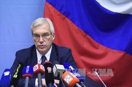 Nga: Phương Tây không thể xây dựng 'các ốc đảo an ninh riêng'