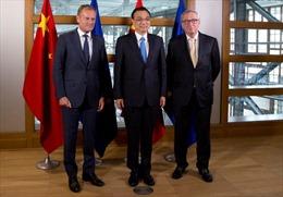 Khai mạc hội nghị thượng đỉnh EU - Trung Quốc