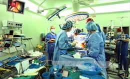 Việt Nam có 18 cơ sở đủ điều kiện ghép tạng