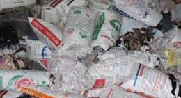 Nhập lậu gần 10 tấn chất thải nguy hại, bị phạt 125 triệu đồng