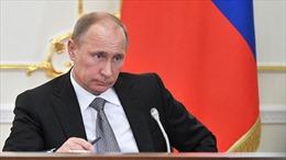 Tổng thống Putin: Nga và NATO phải hợp tác chống khủng bố