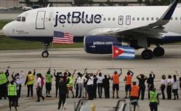 Ngành du lịch Mỹ sẽ thiệt hại nếu Nhà Trắng đảo ngược chính sách đối với Cuba