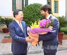 Tăng cường hợp tác giữa Bộ Công an Việt Nam và Bộ Nội vụ Cộng hòa Slovakia