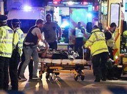 Tấn công rúng động London, 6 người thiệt mạng, 3 tên khủng bố bị tiêu diệt