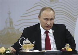Tổng thống Putin tố tin tặc Mỹ gài bẫy, gán tội Nga
