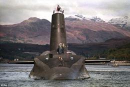 Tin tặc có thể chiếm tàu ngầm Trident, khởi đầu chiến tranh hạt nhân