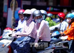 Thời tiết 5/6: Hà Nội tiếp tục nắng nóng trên 40 độ trước khi kết thúc vào ngày mai