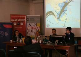 Vấn đề Biển Đông được chú trọng tại Hội thảo quốc tế tại Ba Lan