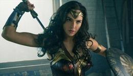 Wonder Woman xác lập nhiều kỷ lục phòng vé với 223 triệu USD