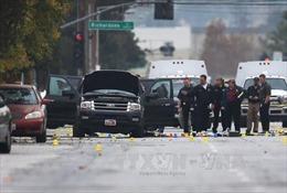 Lại xả súng tại Mỹ khiến nhiều người thiệt mạng