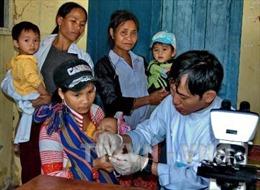Đảo đảm an toàn tiêm chủng, giảm tỷ lệ mắc bệnh truyền nhiễm