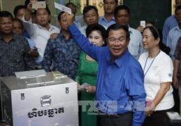 Bước 'chạy đà' thuận lợi với đảng Nhân dân Campuchia