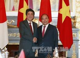 Tuyên bố chung về việc làm sâu sắc hơn quan hệ đối tác chiến lược sâu rộng Việt-Nhật