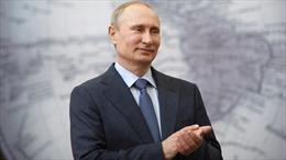 Tổng thống Nga Putin quan tâm đến đối thủ của Bitcoin