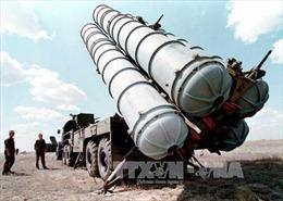 Nga diễn tập hệ thống phòng không S-300