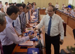 Thành phố Hồ Chí Minh thúc đẩy hợp tác hữu nghị với các quốc gia