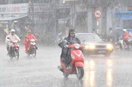 Thời tiết ngày 8/6: Nhiều vùng mưa dông, cả nước trời mát mẻ