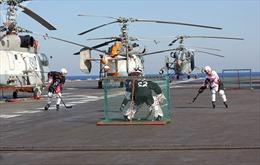 Một ngày theo chân các thành viên Hạm đội phương Bắc Nga