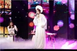 Thần tượng Bolero vòng bán kết: Cao Hoàng Oanh hát liên khúc Huế ngọt ngào